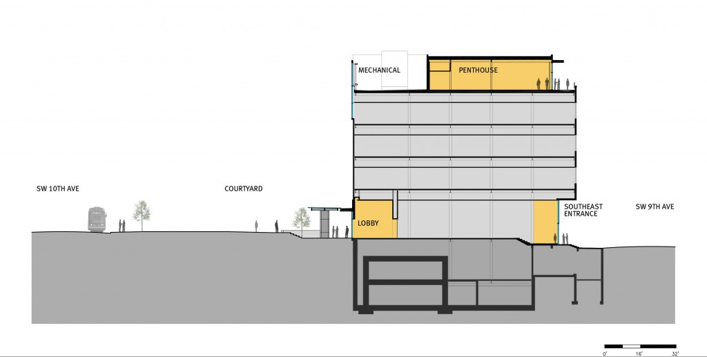 Reserve_Section Drawing